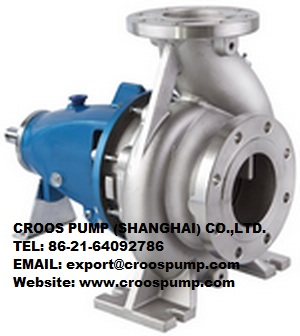 croos pump manufacturer